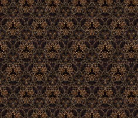 Ticking fabric by the_fretful_porpentine on Spoonflower - custom fabric