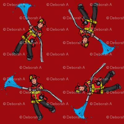 Fireman_spoonflower