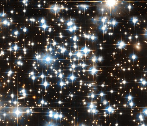 Sparkle Star Field