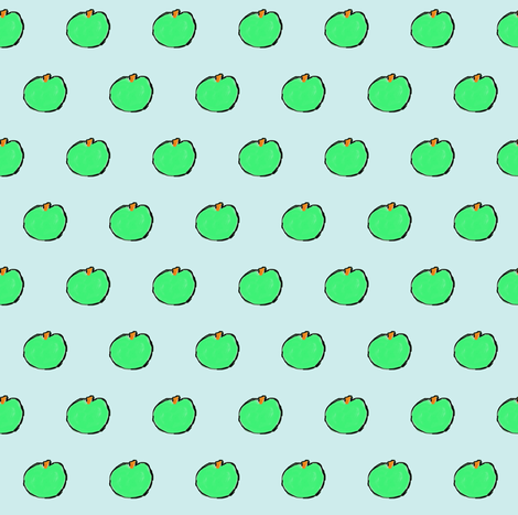 Applefall fabric by bymarie on Spoonflower - custom fabric