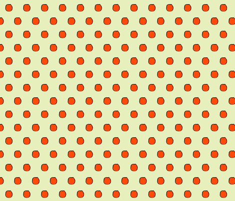 Orangefall fabric by bymarie on Spoonflower - custom fabric