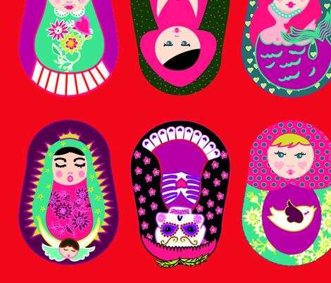 Merry Red Classic Gurushkas
