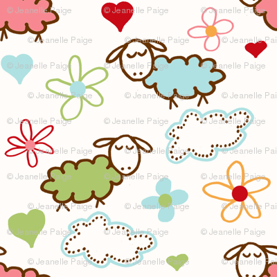 Sheep Dreams