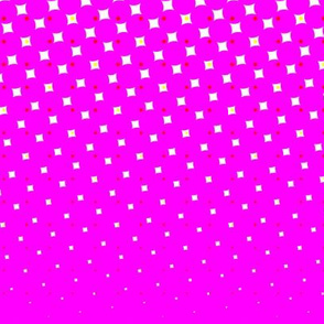 CMYK gradient - pink/white