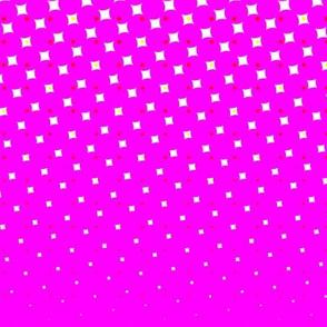 CMYK gradient - pink/white