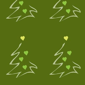 HeartXmas1-green