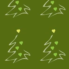 HeartXmas1-green