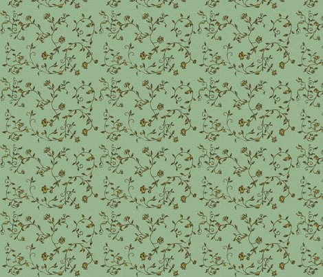 Floralsketch_textured_green_shop_preview