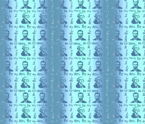 heropres9 fabric by wordfabric on Spoonflower - custom fabric