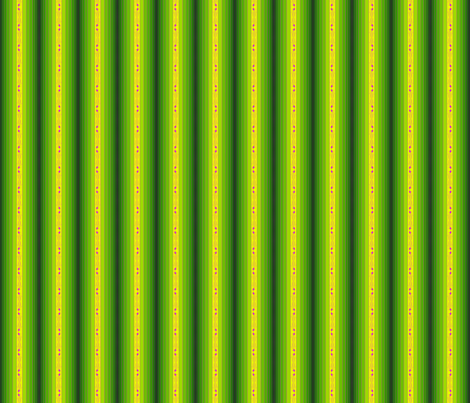 GREEN_STRIPEY fabric by mammajamma on Spoonflower - custom fabric