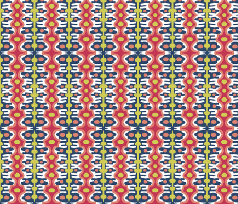 Matisse Inspired fabric by lesliebedell on Spoonflower - custom fabric