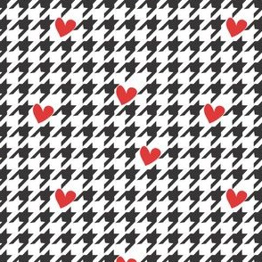Hearts and Houndstooth