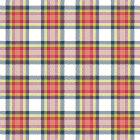 Plaid Unframed