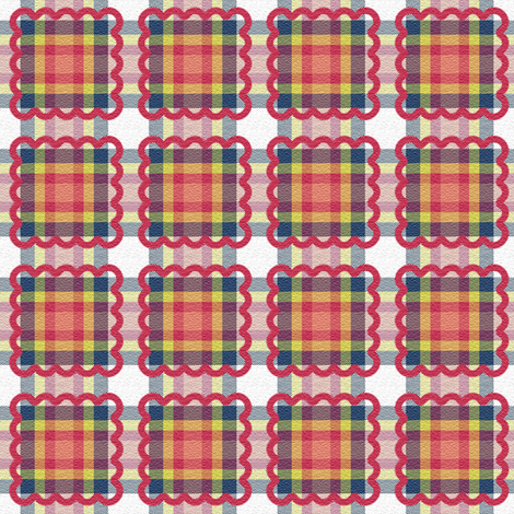 Framed Plaid