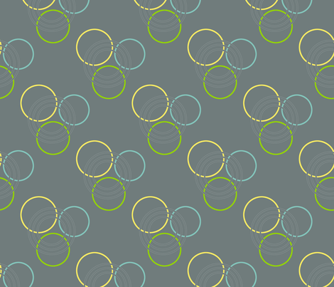Crop Circles fabric by ilikemeat on Spoonflower - custom fabric