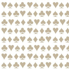 Lady Luck / Taupe