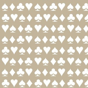 Lady Luck / Taupe Reversed