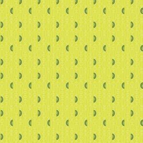 Lime Beads