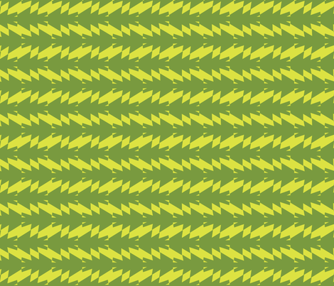 Palm Frond fabric by acbeilke on Spoonflower - custom fabric