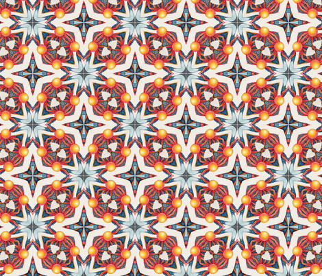Star besides fabric by aertbylisa on Spoonflower - custom fabric