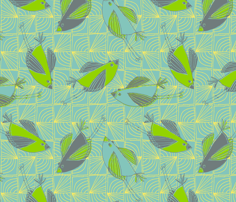 up_up_and_away_then_down_again_ fabric by pattern_addict on Spoonflower - custom fabric