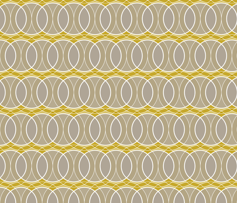 Circles 2 fabric by heleenvanbuul on Spoonflower - custom fabric