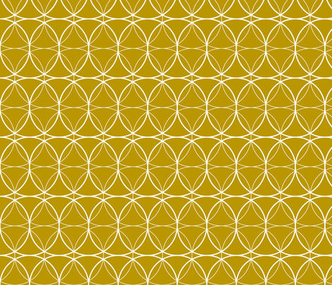 Circles 3 fabric by heleenvanbuul on Spoonflower - custom fabric