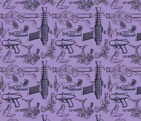 Spoonflower39-_ray_guns_-_purple_shop_preview