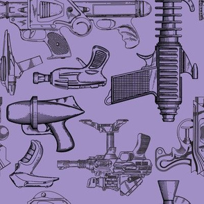 Ray Gun Revival (Purple)