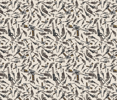 I Call It Vera fabric by studiofibonacci on Spoonflower - custom fabric