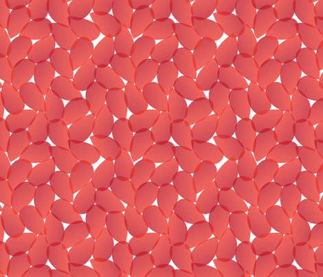 half-hearted2 fabric by melhales on Spoonflower - custom fabric