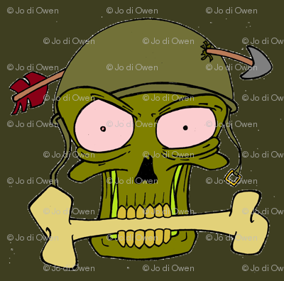 skull n arrow