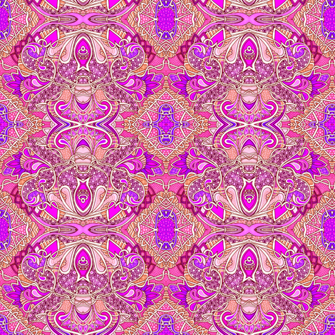 The Hypnotists fabric by edsel2084 on Spoonflower - custom fabric