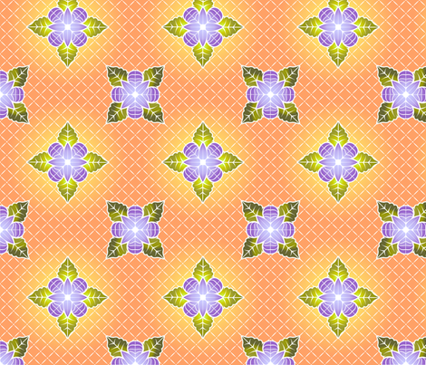 tropicalquilt2 fabric by glimmericks on Spoonflower - custom fabric