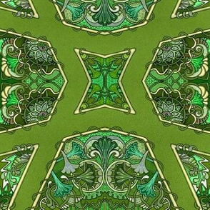 The Quilted Garden Path