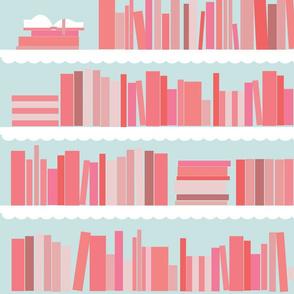Baby Bookshelf Wallpaper Test