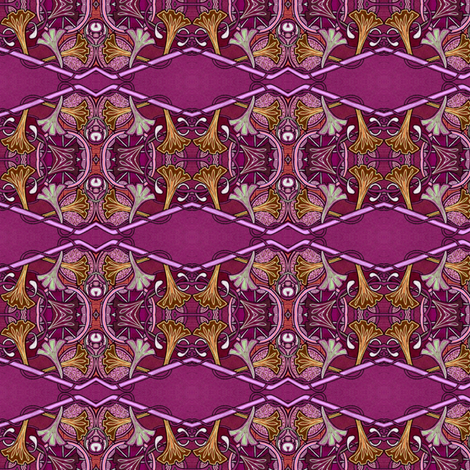 Diamond Morning Celebration fabric by edsel2084 on Spoonflower - custom fabric