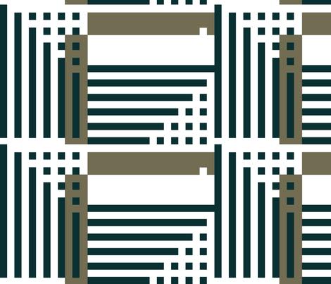 Key to the City fabric by wren_leyland on Spoonflower - custom fabric