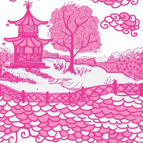 Cloud_Pagoda Pinks