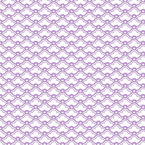 matsukata mini in charoite fabric by chantae on Spoonflower - custom fabric