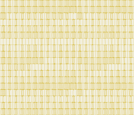 1-132 in Gold fabric by tullia on Spoonflower - custom fabric