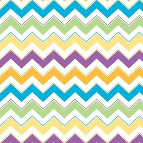 calypso chevron - small