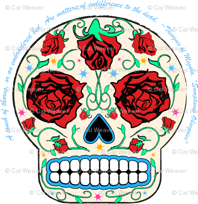 Sugar Skull- Matters of indifference to the dead