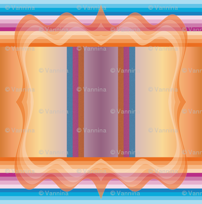 Fabric_Stripes_SoChic_orange