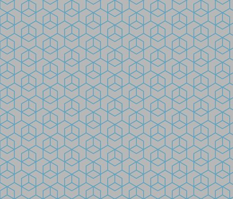 Roctagon_trellis_-_blue_on_grey