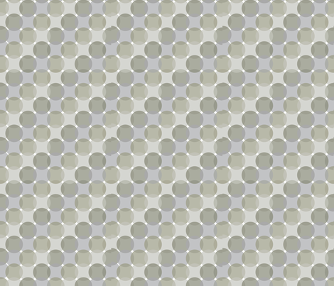 Circles-stone fabric by melhales on Spoonflower - custom fabric