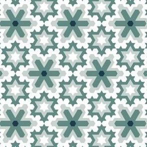 snowflakes (9) plain