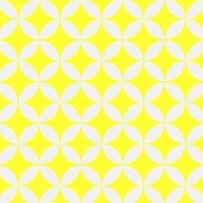 Diamond Flower - Sunshine