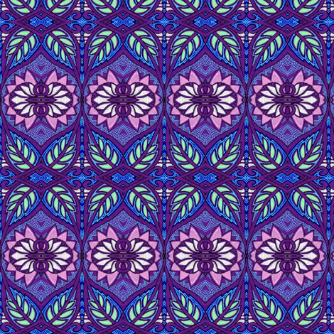 Window, Window on the Wall fabric by edsel2084 on Spoonflower - custom fabric