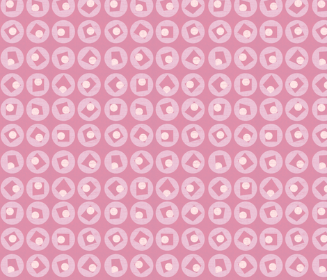 petalpinks fabric by glimmericks on Spoonflower - custom fabric